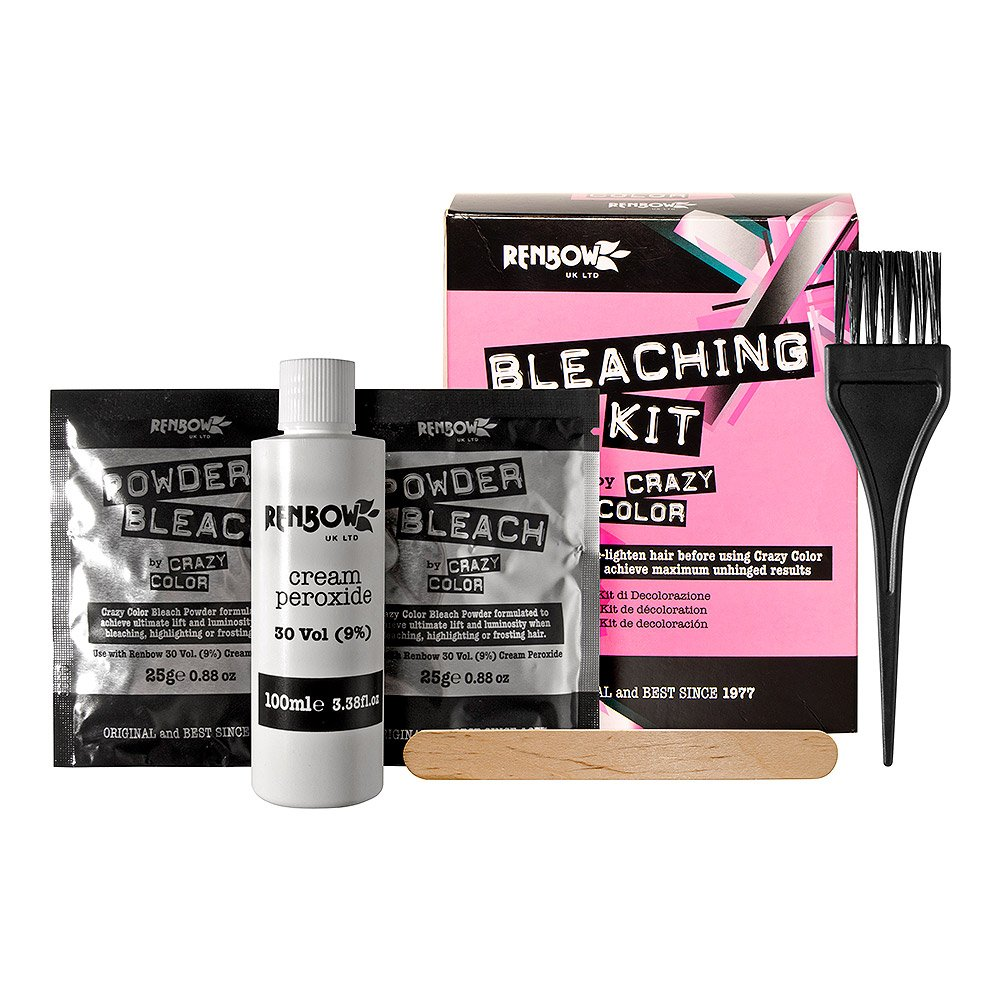 Crazy Color Bleaching Kit Crazy Color Hair Dye