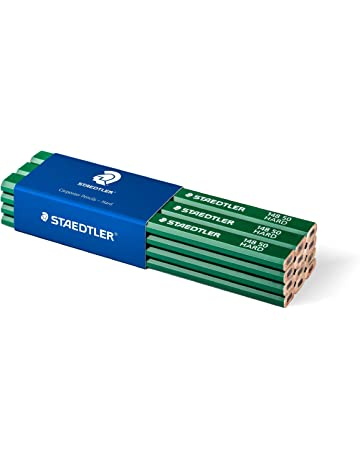Stabila 16991 Paquete de 3 L/ápices de Alba/ñil Set de 3 Piezas