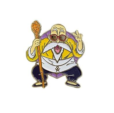 DRAKNET pins Masonic Apron Parody san Goku Dragon Ball