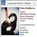 Irina Kulikova - Gitarrenrecital