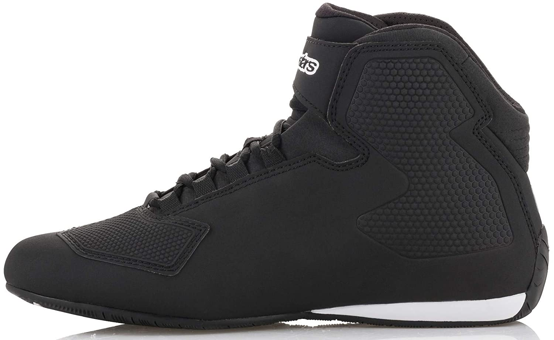 41 Motorcycle boots Alpinestars Sektor Shoe Black Black