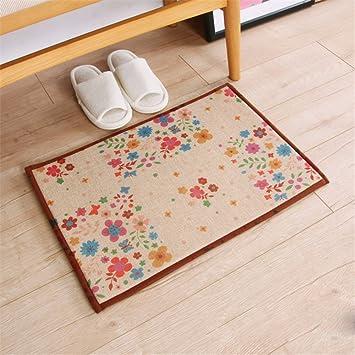 Türmatten Fußmatte Haus Eingangshalle Küche Schlafzimmer Bad Matte  Anti Rutsch Matte, 45 *