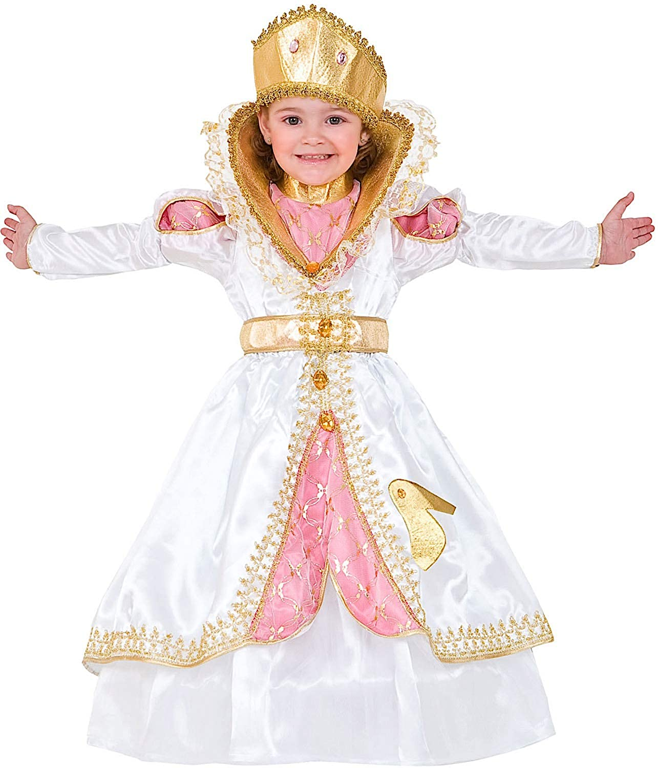 Costume Robe voiturenaval Belle LA Danse Fancy Robe HalFaibleeen Cosplay Veneziano Party 1178