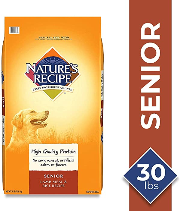 Top 9 Natures Recipe Dog Food Healthy Weight