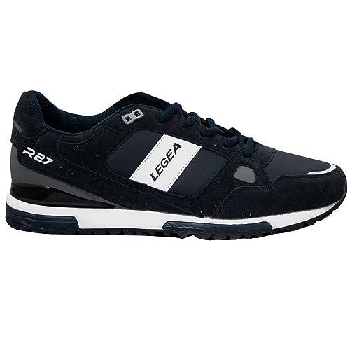 Legea Scarpe Tennis Navy bianco Sneakers 0Sq5kVaODz