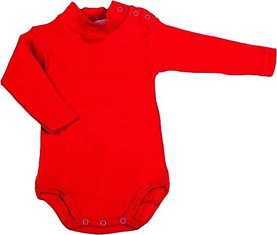 BabyVip - Body para niño y niña, Estilo Abotonado, 100% algodón, algodón cálido, Ideal para el Invierno: Amazon.es: Ropa y accesorios
