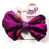 JoJo Siwa Girls Large Hair Tie Bow Reversible