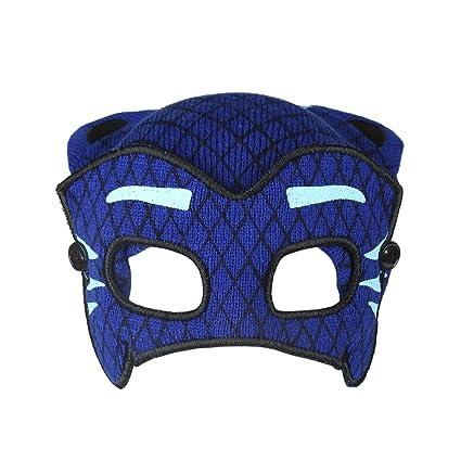 Gorro calidad premium acrilico con mascara de Pj Masks