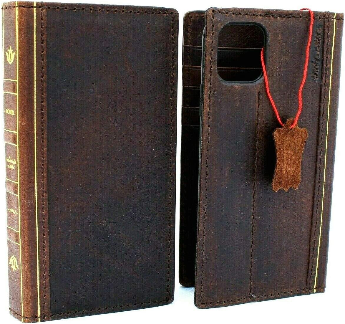 JAFO Genuine Leather Sales results No. 1 Case for iPhone Handmade Book 11 Wallet Ranking TOP13 Cov