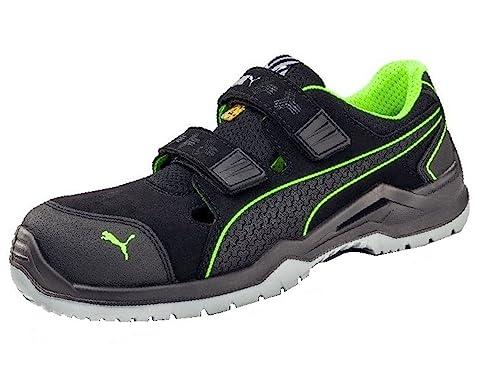Puma – Calzado de Seguridad Sandalias 64.430.0 neodyne Green Low Seguridad San Dale