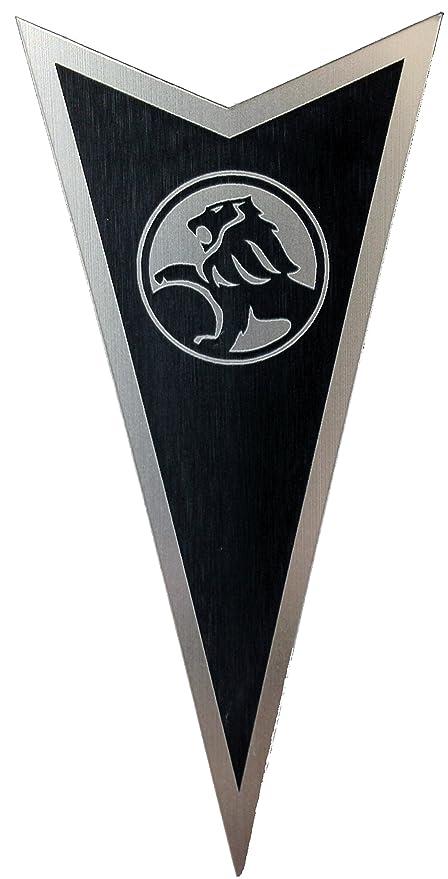 Amazon com: Pontiac G8 Front Badge Emblem Holden Black