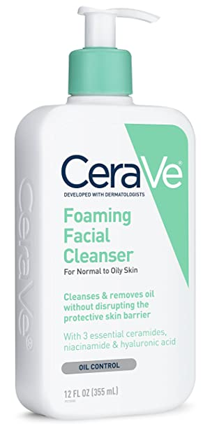 Renewing SA Cleanser For Normal Skin by cerave #8