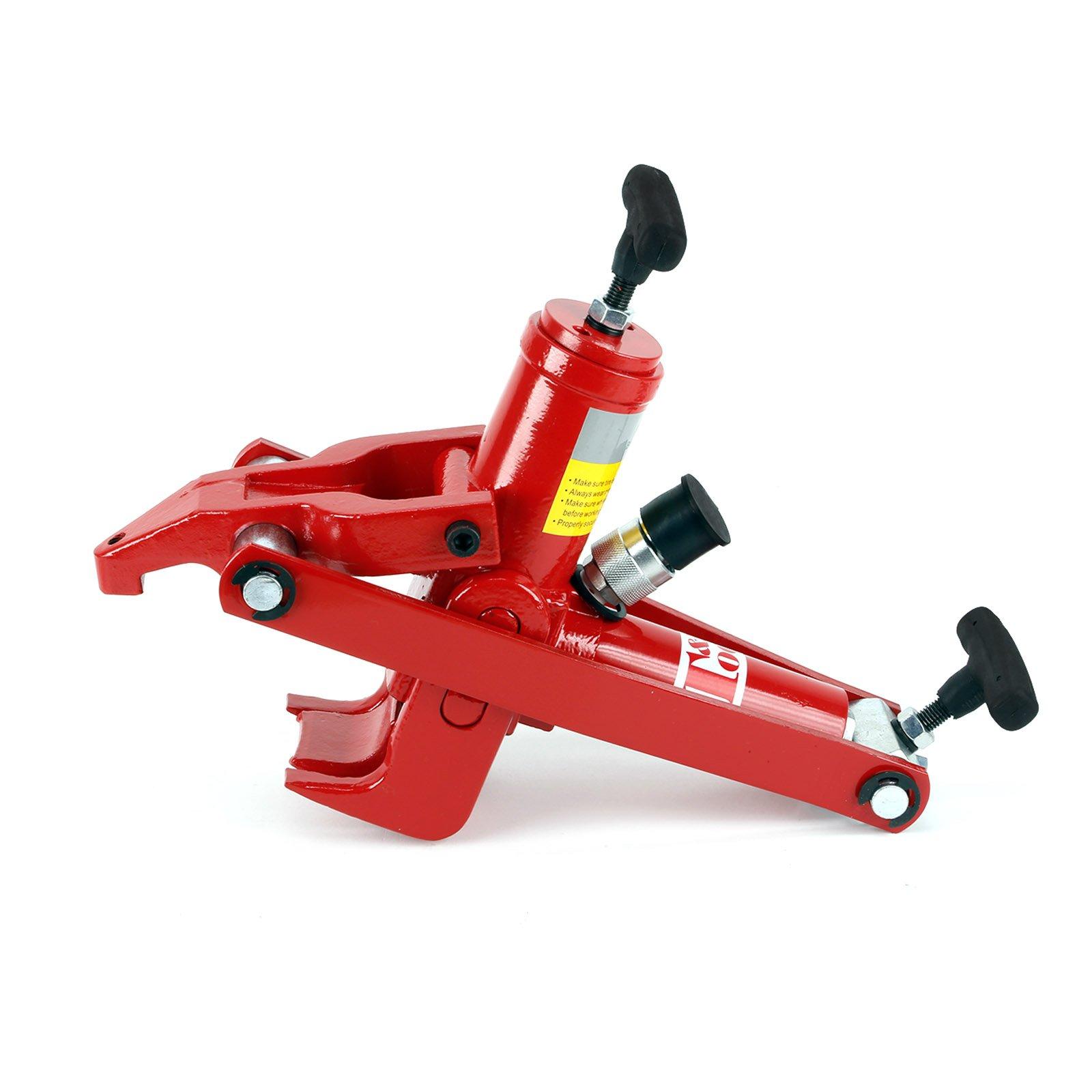 T&E Tools 10,000 LB Combination Hydraulic Bead Breaker