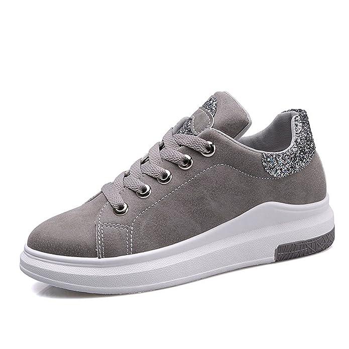 Amazon.com | Feilongzaitianba Women Arrival Sneakers Soft Comfort Casual Shoes Lady Shoes Flats Female Bling Shoes | Shoes