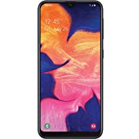 Samsung Galaxy A10e 32GB A102U GSM Unlocked Phone - Black (Renewed)