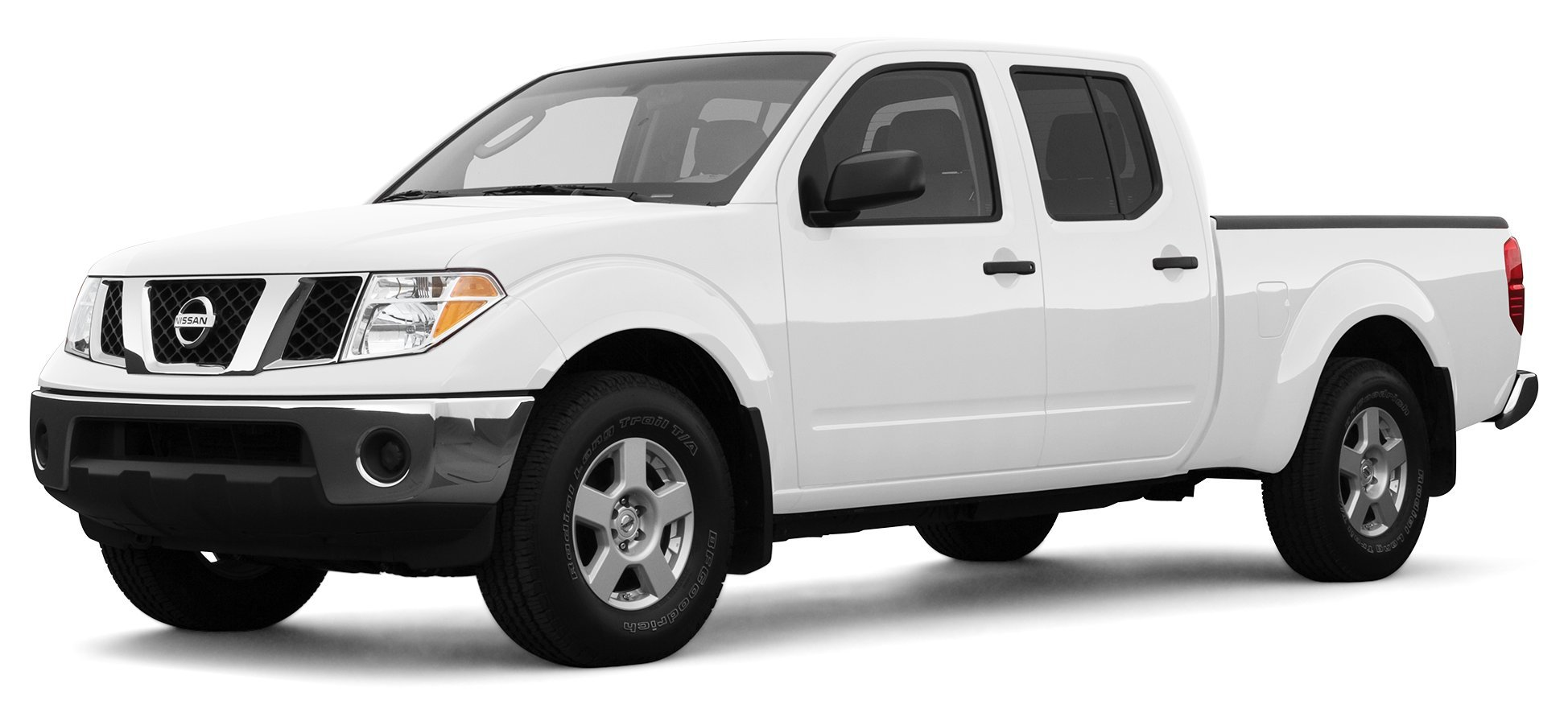 2007 Nissan Frontier LE, 2 Wheel Drive Crew Cab Long Wheelbase Automatic  Transmission ...