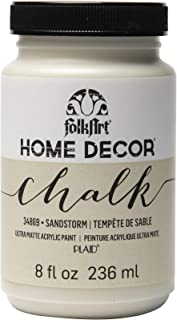 product image for FolkArt Home Décor Chalk Finish Acrylic Paint, 8oz, 8 ounce, Sandstorm