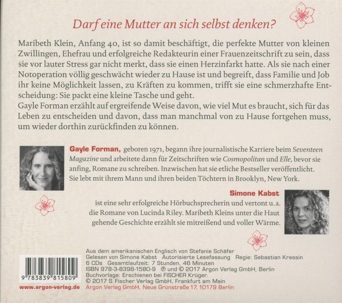 Manchmal musst du einfach leben: Amazon.de: Gayle Forman, Simone ...