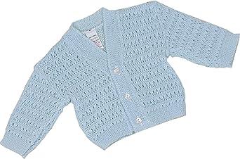 BabyPrem Baby Boys Girls Unisex Clothes Knitted Acrylic Soft Cardigan Cardi