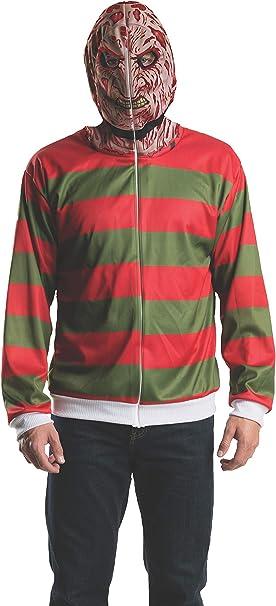 Chaqueta de Freddy Krueger Pesadilla en Elm Street: Amazon.es ...
