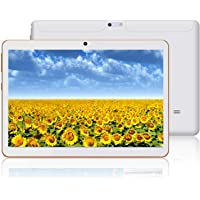 Android-Tablet mit 10,0-Zoll-HD-IPS-Bildschirm, Android 9.0 Tablet mit 2