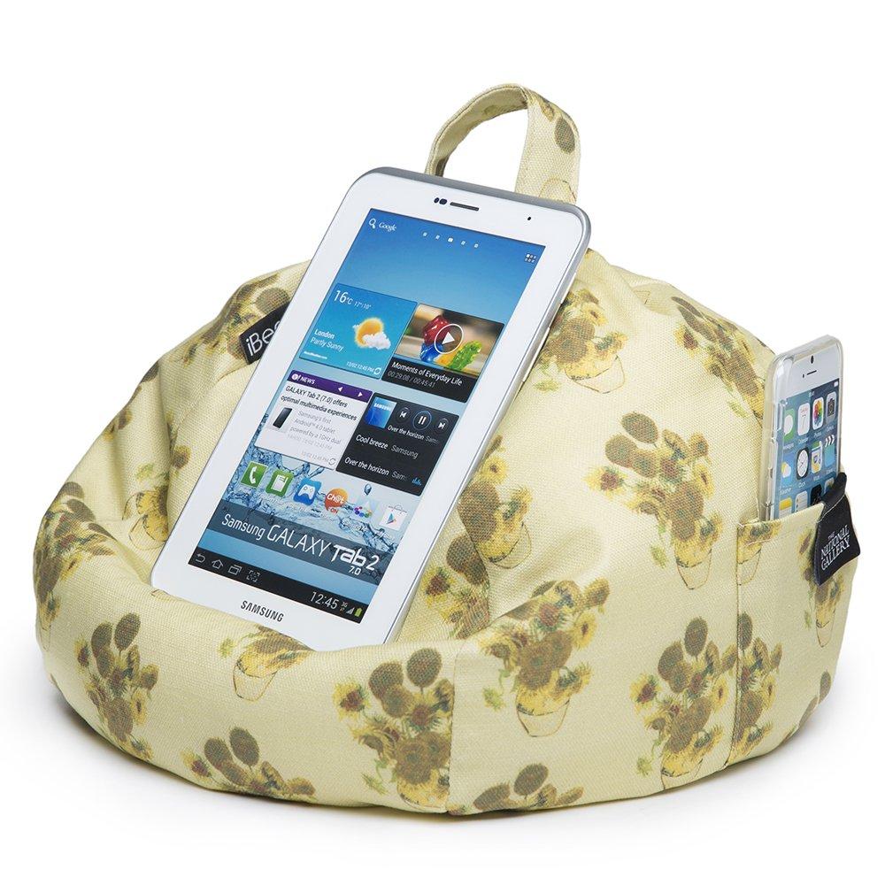 iBeani IB-NGSF - Soporte cojín para Tablet, diseño Van Gogh ...