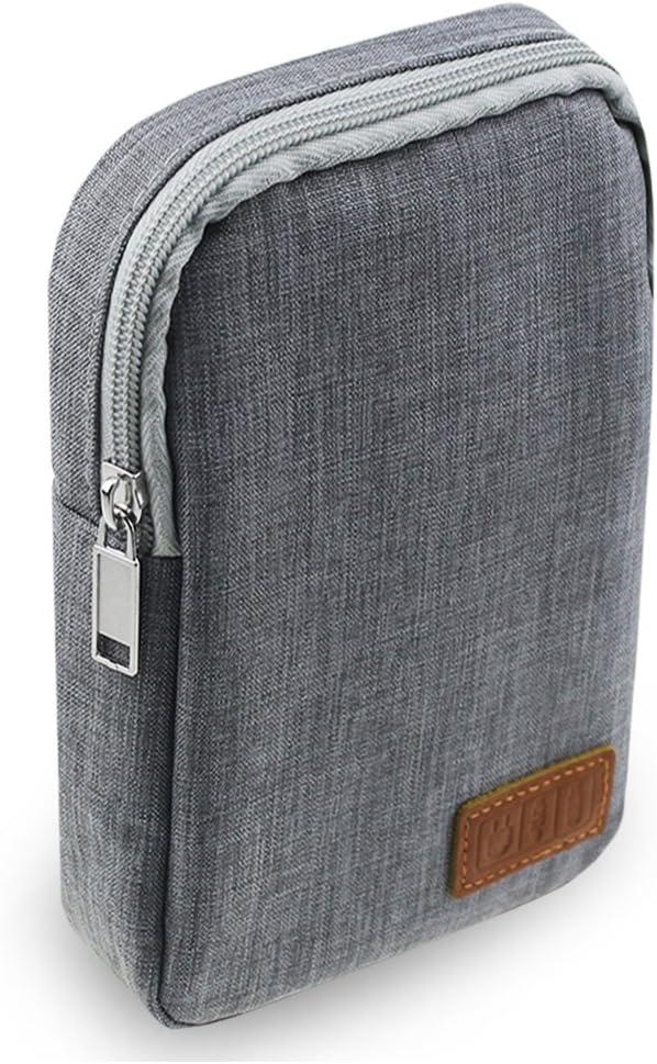 Travel Bag Portable Digital Gadget Organizer Storage Pouch kit Case Accessories