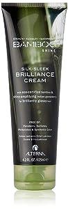 Bamboo Shine Silk-Sleek Brilliance Cream, 4.2-Ounce