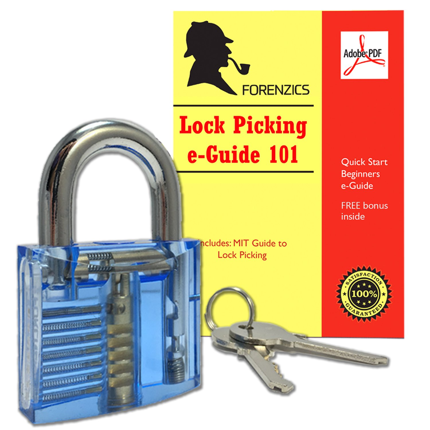 Amazon.com: Clear Lock with Quick Start Beginners e-Guide: Home Improvement