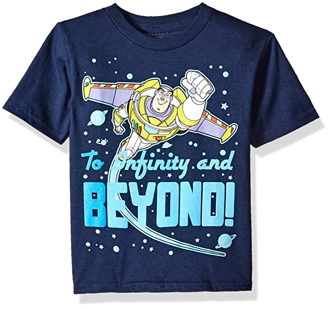 Amazon.com: Disney - Camiseta de manga corta para bebé ...