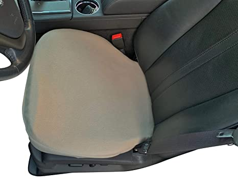 Pleasant Auto Console Covers Seat Cover Bottom Only 2 Covers Tan Fleece Universal Bucket Seat Protectors For Suvs Trucks Vans And Cars Machost Co Dining Chair Design Ideas Machostcouk