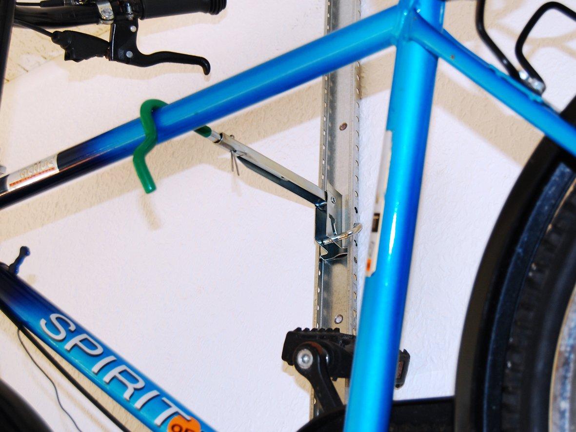 Eufab 16408 Fahrrad-Wandhalter: Amazon.de: Auto