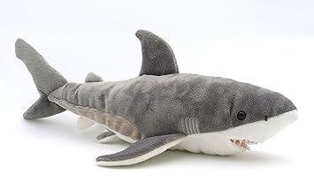 AuBergewohnlich BOBBL Großer Weißer Hai   Haifisch Aus Plüsch   Detailgetreu In  Lebensechter Optik   Ca.