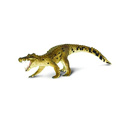 Safari Ltd Wild Safari Kaprosuchus: Toys & Games