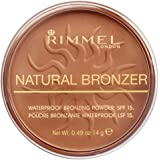Rimmel London Natural Bronzer, Sun Glow, 0.49 Ounce