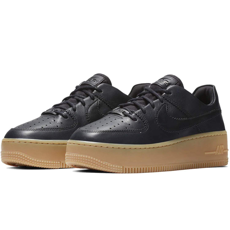 | Nike Women's Air Force 1 Sage Low LX Oil Grey