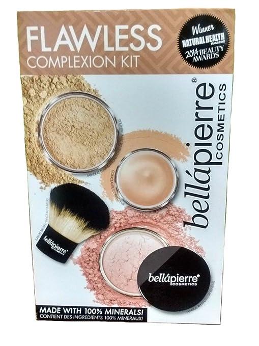 Bella Pierre Flawless Complexion Kit MEDIUM