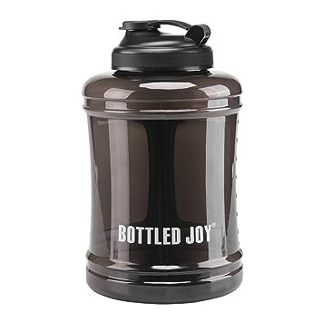 Botella de agua, Botella JOY grande jarra de agua sin BPA, botella de agua