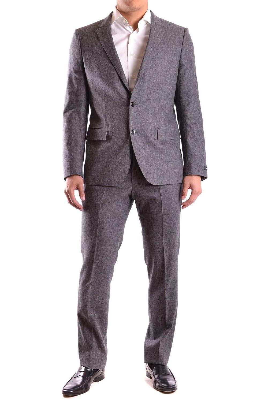 Hugo Boss Luxury Fashion Hombre MCBI24209 Gris Trajes ...