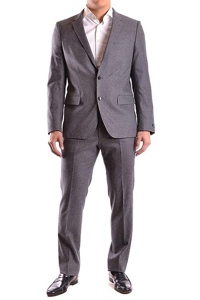 Hugo Boss Luxury Fashion Hombre MCBI24209 Gris Trajes   Temporada ...