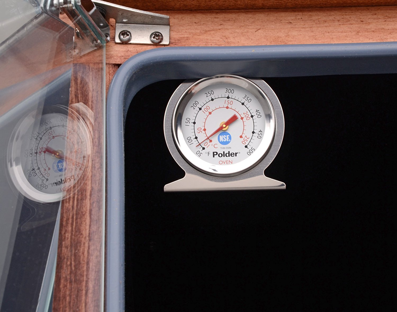 All American Sun Oven bundled with Bonus Multi-Level Dehydrating & Baking Rack Set