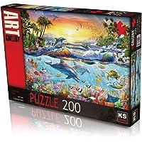 KS Tropical Bay 200 Parça Puzzle