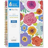 """Blue Sky """"Mahalo"""" CYO (Create Your Own) Cover 7 x 9 Weekly/Monthly Planner, Jul 2017 to Jun 2018"""