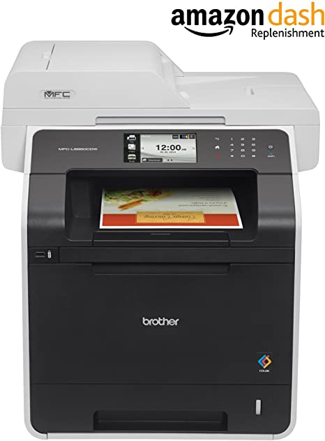 Amazon.com: Impresora láser Brother Printer MFC ...