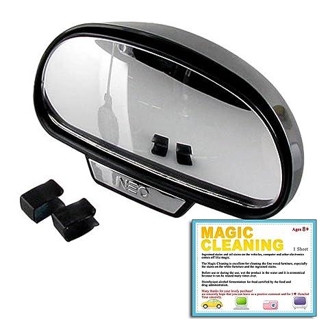 Autocom NeoSide: espejo retrovisor para el ángulo muerto de la parte trasera del coche.