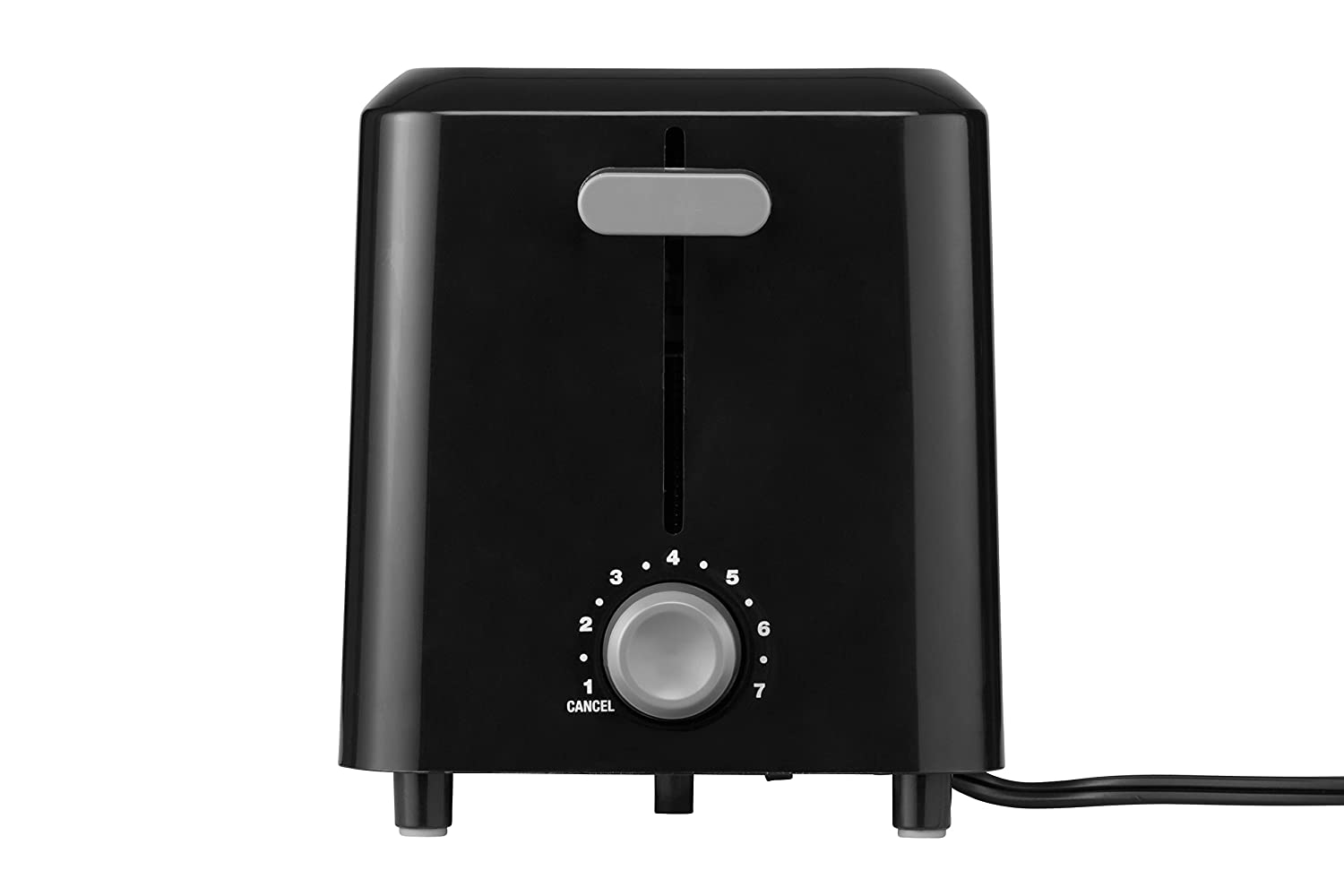 c7f4c8fba528 Amazon.com  Courant CTP-2701K Cool Touch 2-Slice Toaster