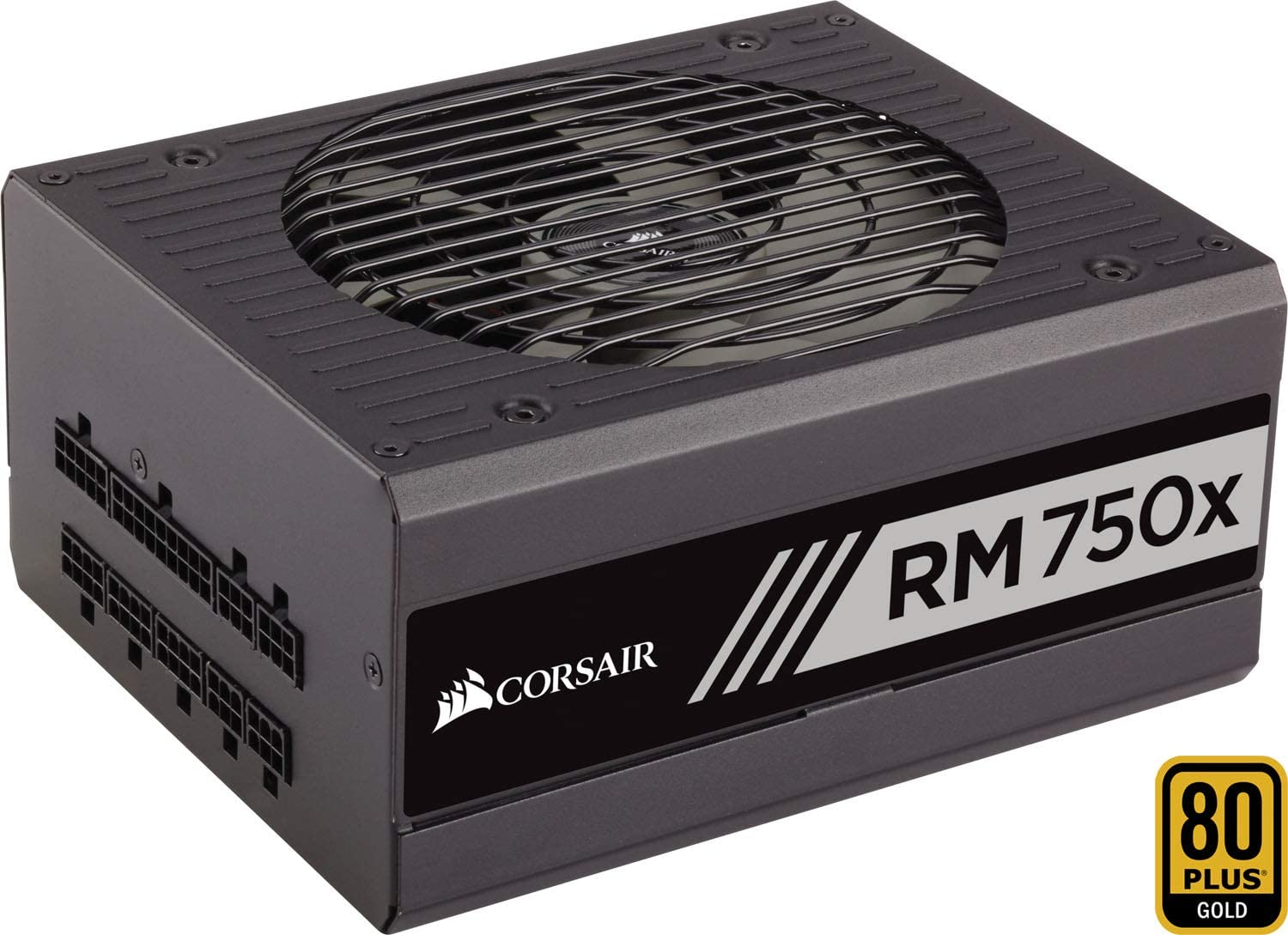 Corsair RM750x 80 Plus Gold Fully Modular ATX Power Supply, CP-9020179-EU (Modular ATX Power Supply)
