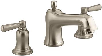 Kohler K T10592 4 Bv Bancroft Deck Mount Bath Faucet Trim Vibrant