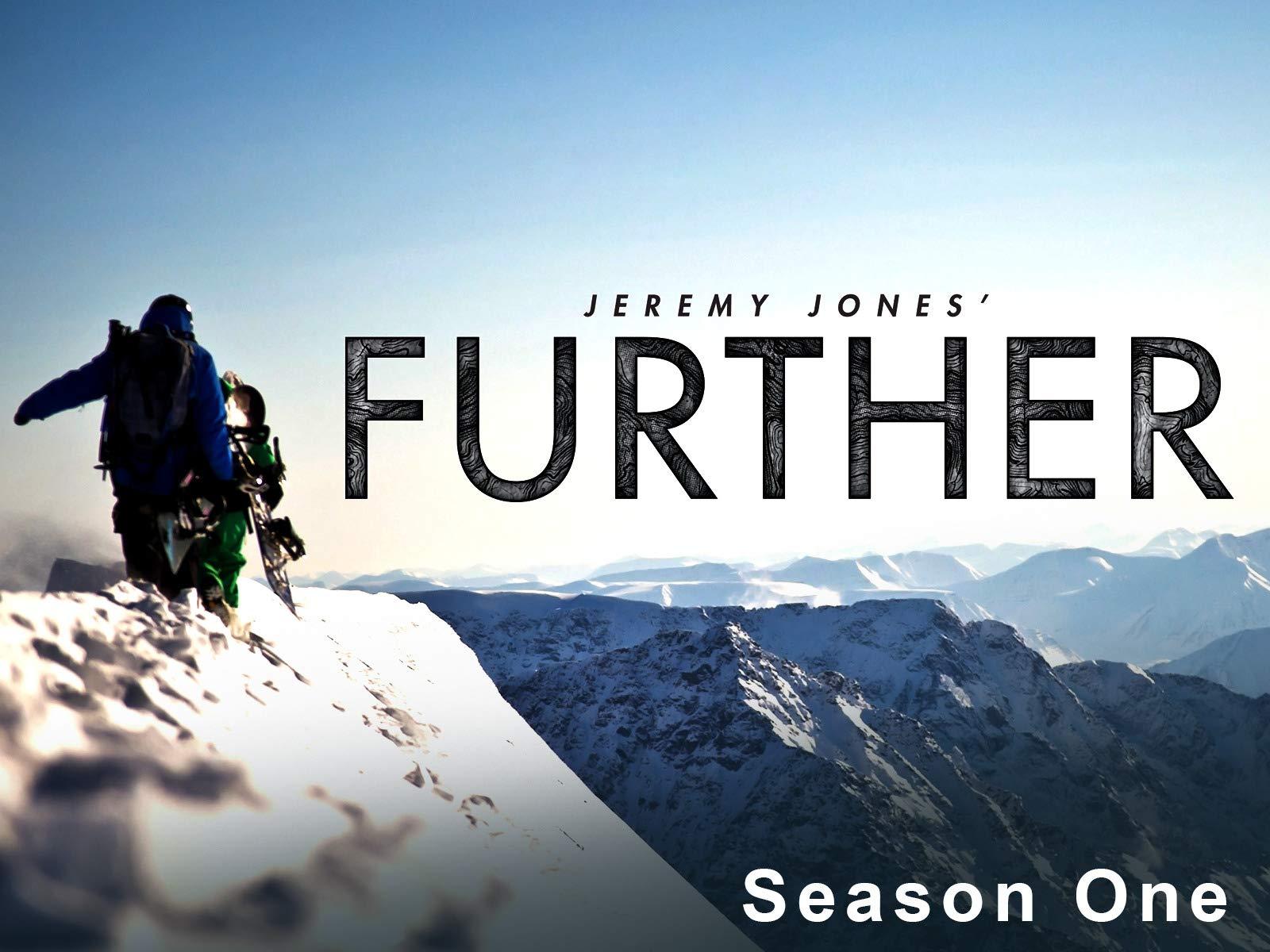 Jeremy Jones' Further on Amazon Prime Video UK