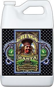 FoxFarm Gringo Rasta Super Sonic Plant Tonic Liquid Fertilizer 1 Gallon FX 14144